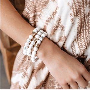 Karma Beaded Bracelet